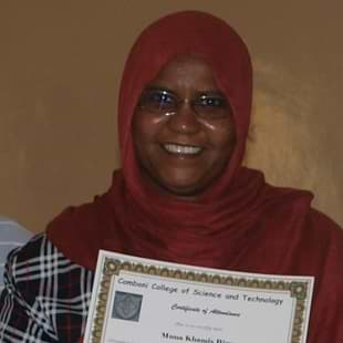 Mona Khamis - CS Department